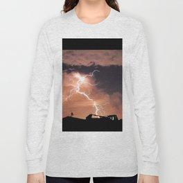 Mister Lightning Long Sleeve T-shirt