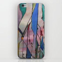 Pastel Oil iPhone Skin