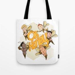 Oh Honey! Tote Bag