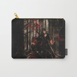 Outlaw Queen - Prince of Thieves and The Queen Carry-All Pouch