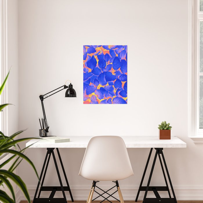 Supercontrast #painting #nature Poster