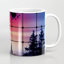 Roter Horizont. Coffee Mug
