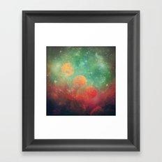 3019 Framed Art Print