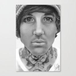sleepwalking Canvas Print
