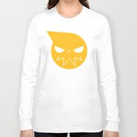 soul eater Long Sleeve T-shirts featuring SOUL EATER 3 by Prince Of Darkness
