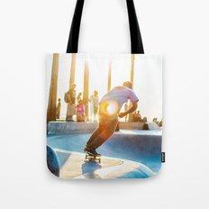 Venice Beach Skate Park 2 Tote Bag
