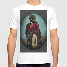 Boris the Bruce, Mouser-in-Chief T-shirt
