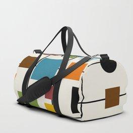 Mid-Century Modern Art 1.3 Duffle Bag