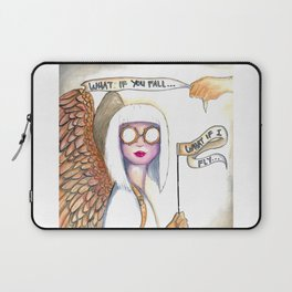 What If I Fly Laptop Sleeve