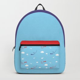 Oh, the places you'll go - Inspirational Quote for Room Decor #Society6 Backpack