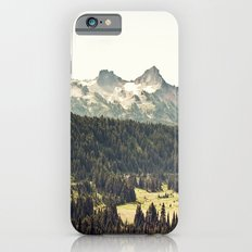 Epic Drive through the Mountains iPhone 6s Slim Case