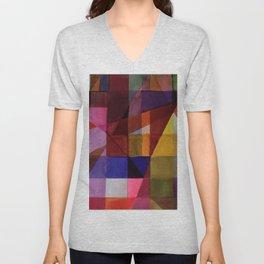 couleurs Unisex V-Neck