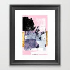 bonne à tout faire Framed Art Print