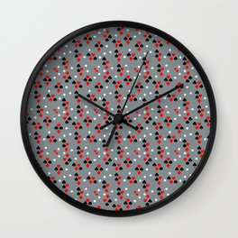 CARDS LOVER Wall Clock