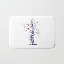 TreeSpine Bath Mat