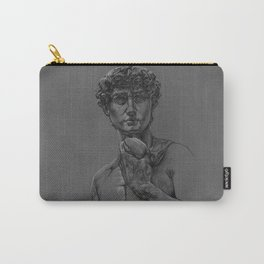 MICHAELANGELO'S STATUE OF DAVID Carry-All Pouch