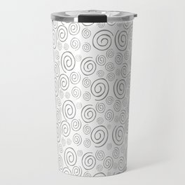 """Swirls/Rulitos"" Travel Mug"