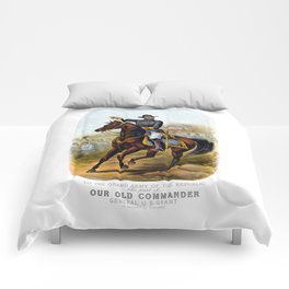 General US Grant -- Our Old Commander Comforters