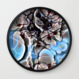 Cherry Tree Wall Clock