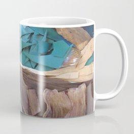 Night Bridge to the Clouds Coffee Mug