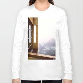 Day Ten: Cliff House Long Sleeve T-shirt