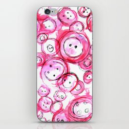 Buttons iPhone Skin