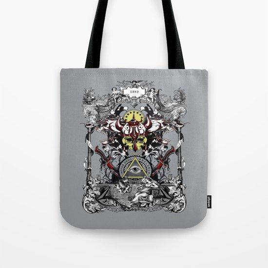 Battle Angels Tote Bag
