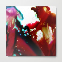 Abstract Bliss 3 by Kathy Morton Stanion Metal Print