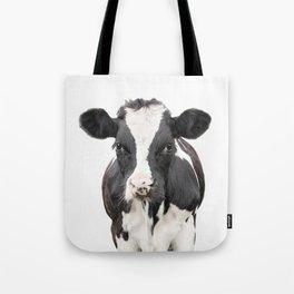 Cow Art Tote Bag