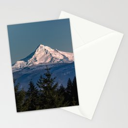 Mt. Hood Memories - 120/365 Nature Photography Stationery Cards