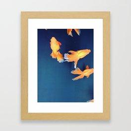 One of Us Framed Art Print