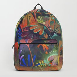 In the Forest Shadows Backpack