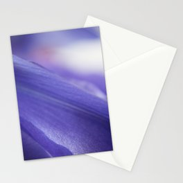 Abstract Iris Petals Stationery Cards