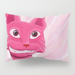 Lollipop the pinky cat Pillow Sham