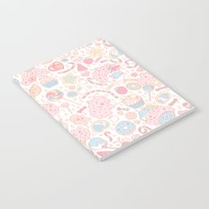 Dreamy Sweets Notebook