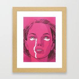 The Secret of the Universe Framed Art Print