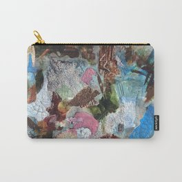 Texture play Carry-All Pouch