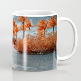 Paradise beach house Coffee Mug