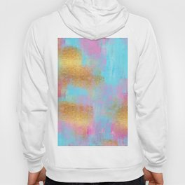 Invigorate Vibrant Abstract Hoody