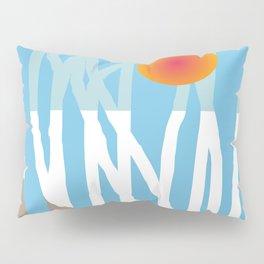 Forest Sunset Pillow Sham