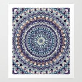 Mandala 561 Art Print