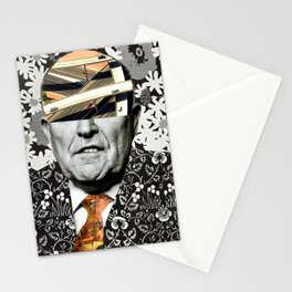 Secretary Of Offense Stationery Cards