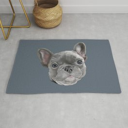 French Bulldog Puppy Rug