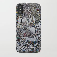 Wall-Art-027 iPhone X Slim Case