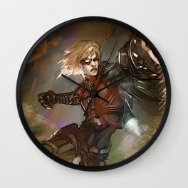 League of Legends EZREAL Pulsefire Wall Clock