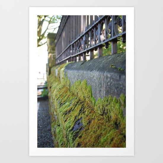 Northside Art Print