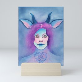 Satyress Mini Art Print