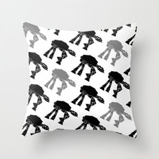 Star Wars AT-AT  Throw Pillow