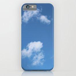 Clouds 5 iPhone Case
