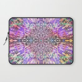 Centaurus Cosmic Mandala Laptop Sleeve